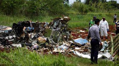 Muere una de las tres supervivientes del accidente de avión en Cuba