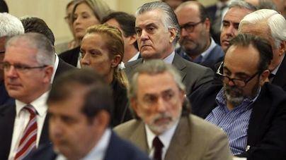 Caso Gürtel: 52 años de cárcel a Correa, 33 años a Bárcenas y una multa al PP