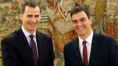 Pedro Sánchez jura el cargo de presidente ante el Rey