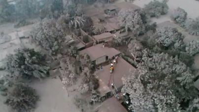 Suben a 25 el número de fallecidos por el volcán de Fuego en Guatemala
