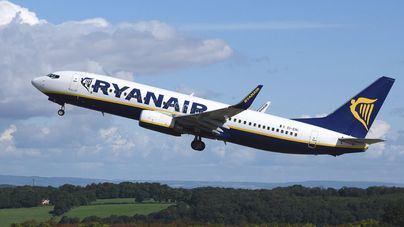 Ryanair canceló más de 1.100 vuelos en mayo