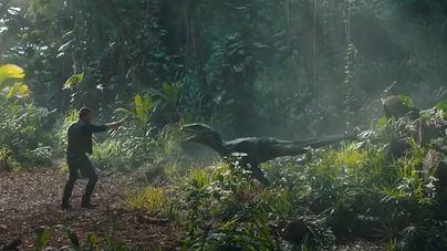 La nueva entrega de 'Jurassic World' llega a los cines