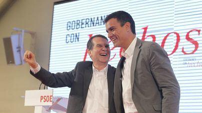 Sánchez se interesa por las actuaciones de las entidades locales