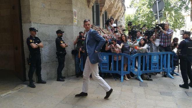 La Audiencia comunica a Urdangarín que tiene hasta el lunes para ingresar en prisión