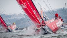 El MAPFRE, campeón absoluto de las In-Port Race Series