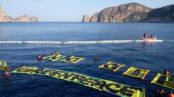 El corredor de cetáceos del Mediterráneo, declarada Área Marina Protegida