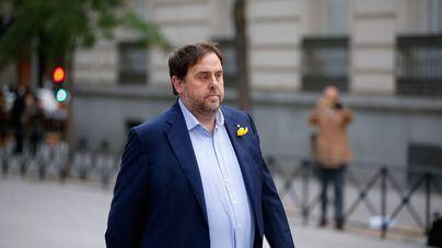Interior traslada a Junqueras y otros cinco presos independentistas a cárceles catalanas