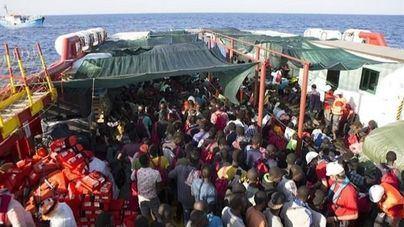 Frontex teme que España se convierta en la principal puerta de África a Europa
