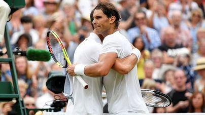 Nadal pierde ante Djokovic, que se verá las caras en la final contra Anderson el domingo