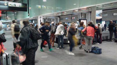 El aeropuerto de La Palma, el que más crece en tránsito de viajeros