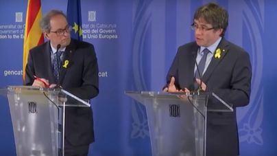 La Generalitat busca embajadores en EEUU y Francia por 82.000 euros más extras