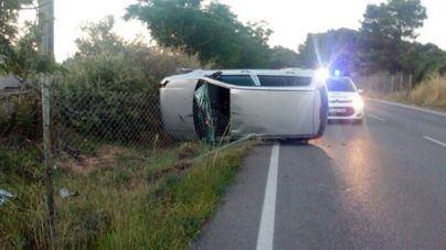 El 38 por ciento de los accidentes de tráfico se producen en línea recta