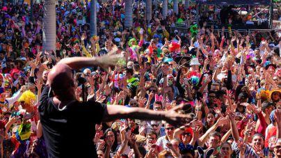 Los turistas dejarán en Santa Cruz seis millones de euros durante el Carnaval