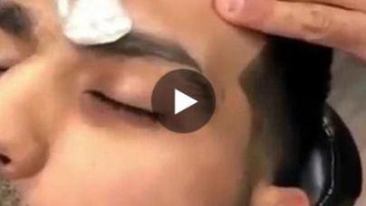 Depilación extrema: esto es lo que pasa cuando te quedas dormido en la barbería