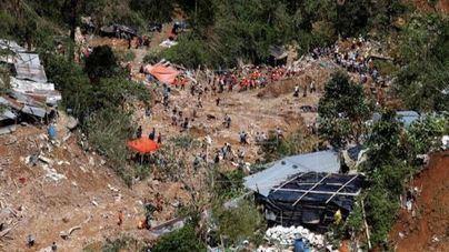 Aciende a 81 la cifra de muertos en Filipinas por el tifón Mangkhut