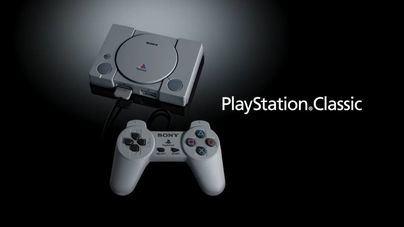Sony lanzará una edición retro en miniatura de la PlayStation original