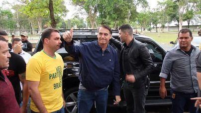 Bolsonaro se queda a las puertas de la Presidencia de Brasil