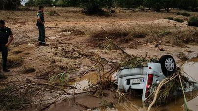 Ya son 12 las víctimas de la riada y sigue la búsqueda del niño de 5 años desaparecido
