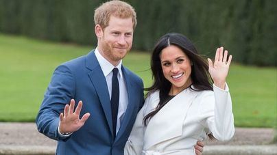 Harry y Meghan anuncian que están esperando su primer hijo