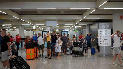 Las demoras de los aeropuertos europeos aumentaron un 20 por ciento en septiembre