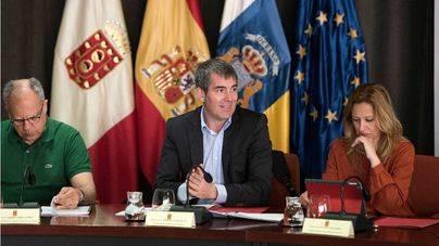 Clavijo destaca la apuesta de La Gomera por ofrecer a sus jóvenes un futuro laboral en la isla