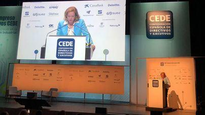 La ministra Calviño defiende un 'cambio de paso' en la política económica del país