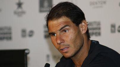 Nadal no debuta en el torneo de Bercy y cede el número uno a Djokovic