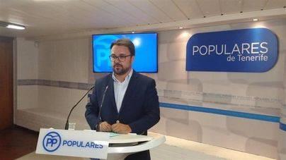 Asier Antona, nuevo presidente regional del PP