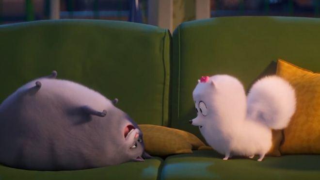 Chloe protagoniza el segundo tráiler de Mascotas 2