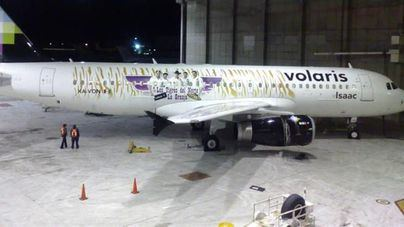 Desalojado un avión por amenaza de bomba en México