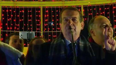 El discurso en 'espanglish' de Abel Caballero en Vigo del que todos se mofan