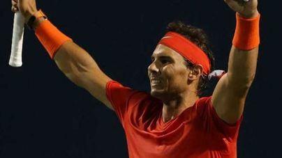 El tridente Djokovic-Nadal-Federer repite por séptima vez