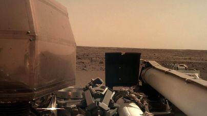 La nave Insight ya ha llegado a Marte