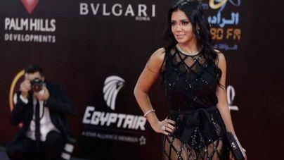 Egipto lleva a juicio a una actriz por lucir un vestido transparente