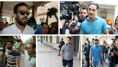 El TSJ de Navarra confirma la pena de nueve años de cárcel por abuso sexual para 'La Manada'