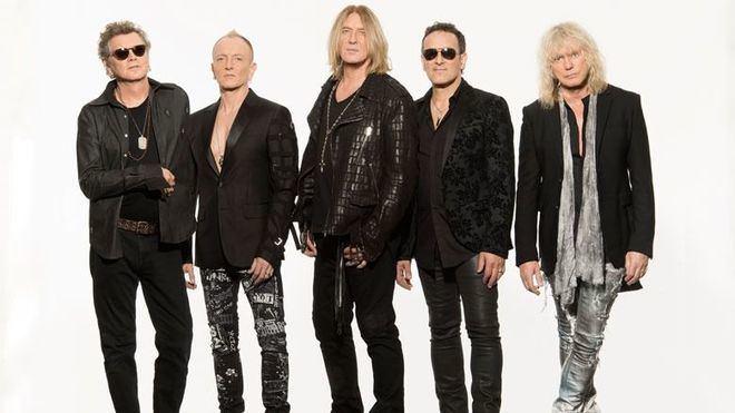 Def Leppard vuelve con una sorprendente versión roquera de Depeche Mode