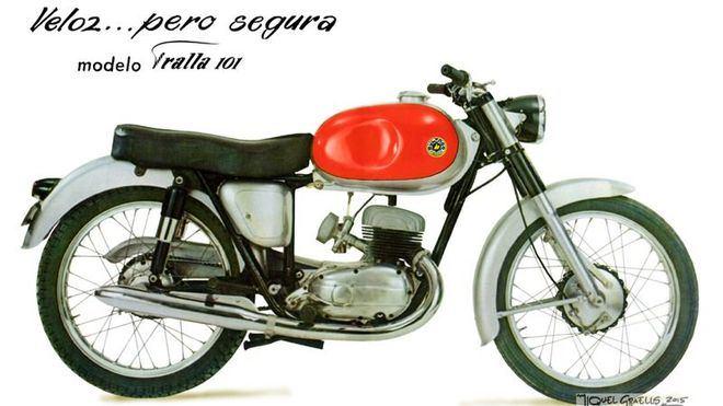 La mítica marca Bultaco quiebra y suspende la producción de motos