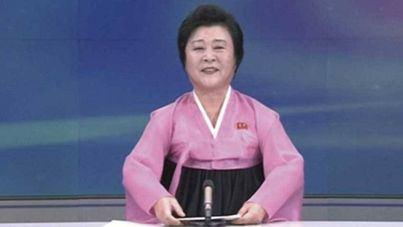 Kim Jong Un despide a la presentadora estrella de Corea por su edad