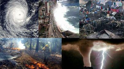 Los meteorólogos avalan el estrecho nexo entre el cambio climático y los fenómenos extremos