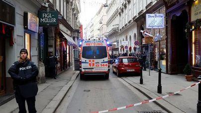 Muere una persona y otra resulta herida en un tiroteo en el centro de Viena