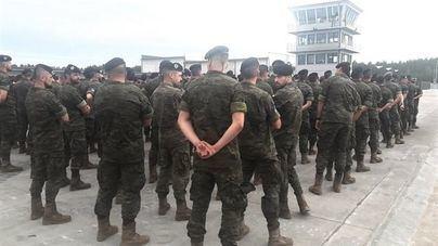 Más de 50.000 militares tendrán que abandonar las Fuerzas Armadas por cumplir 45 años
