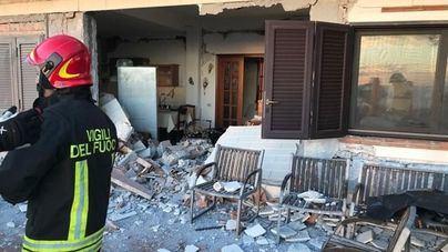 Un terremoto en la falda del Etna deja una decena de heridos en Catania