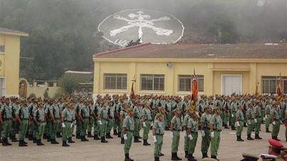 Cuartel de Legión en Ceuta