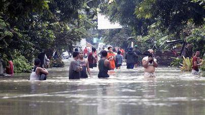 Al menos 50 muertos por la tormenta tropical Usman en Filipinas