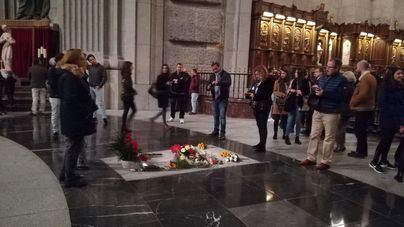 El Gobierno asegura que el prior del Valle de los Caídos no parará la exhumación de Franco