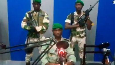 Intento de Golpe de Estado en Gabón: militares toman una radio