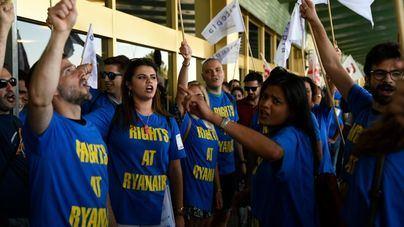 Primer día de huelga en Ryanair este martes que no afecta a los vuelos de Canarias