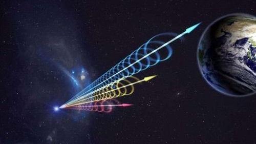 Detectada una segunda señal cósmica desde fuera de la galaxia