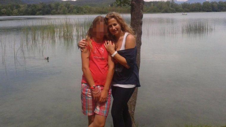 La menor de Gerona admite durante la reconstrucción que apuñaló a su madre