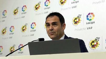 Los árbitros admiten errores pero están 'contentos' con el VAR
